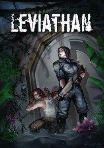 Leviathans omslag