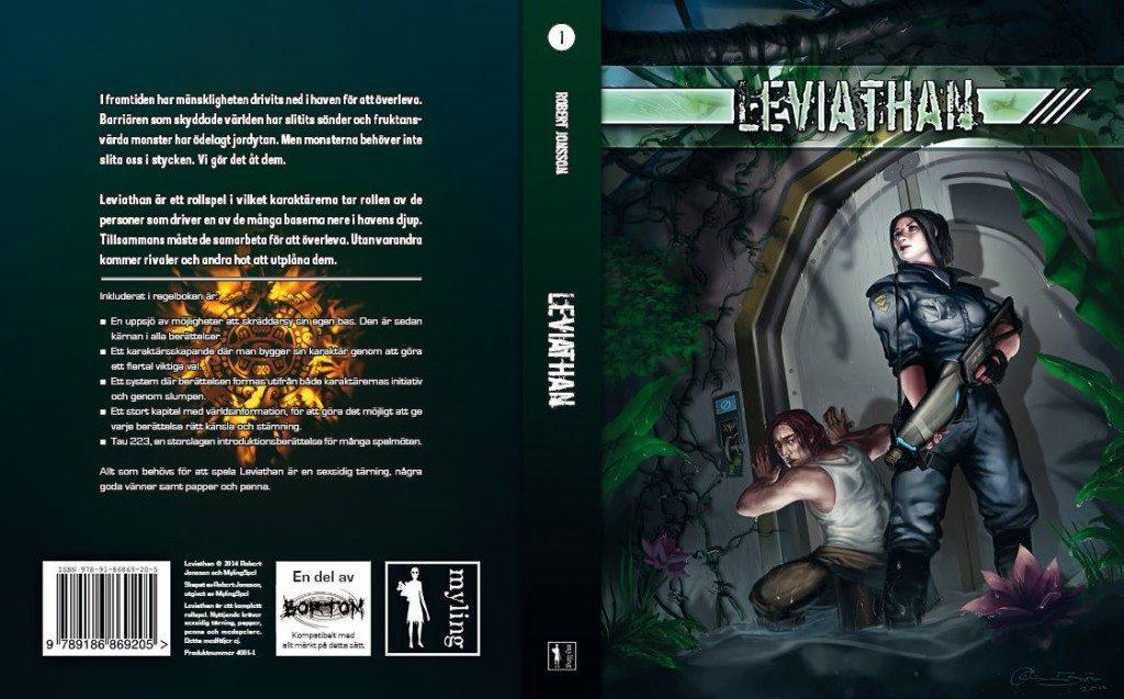 LeviathanOmslag