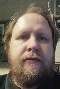 Porträtt på Andreas Raninger.